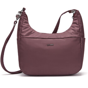 Pacsafe Cruise all day Bolsa Crossbody, pinot